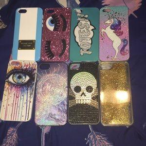 8 IPhone 5s cases